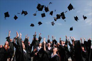 high school graduation, youth, university