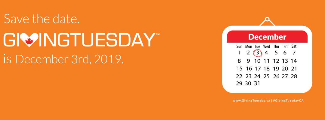 The #GivingTuesday Countdown Edition